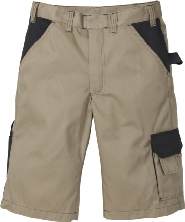Fristads Icon Shorts 2020 LUXE / 100808 (Khaki/Black)